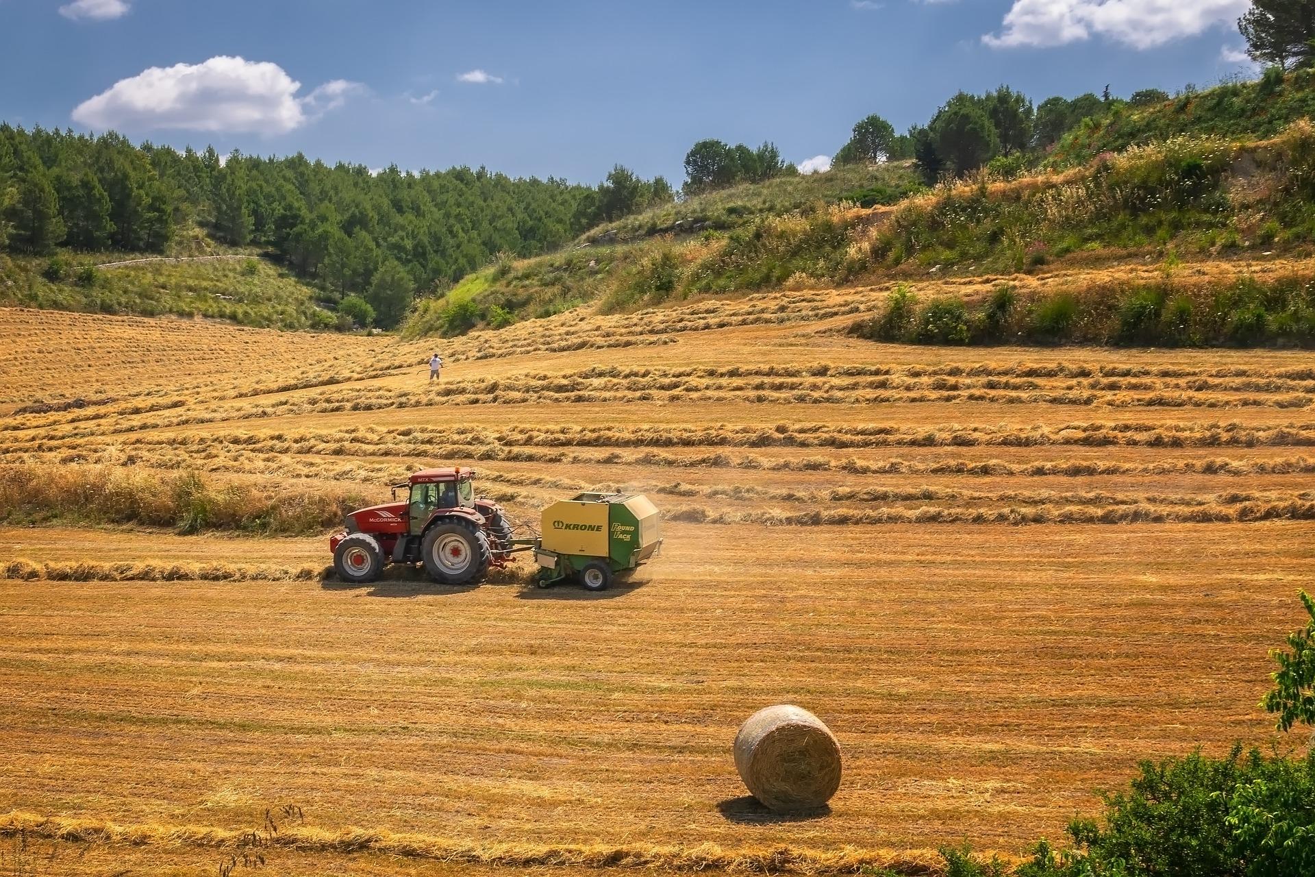 obrót ziemią rolną